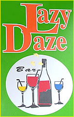 Hua Hin After Dark - Lazy Daze Bar Hua Hin